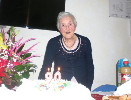 Buon Compleanno Egidia