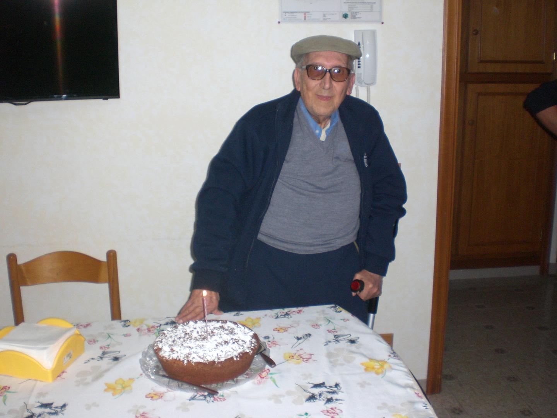 Compleanno Egidio