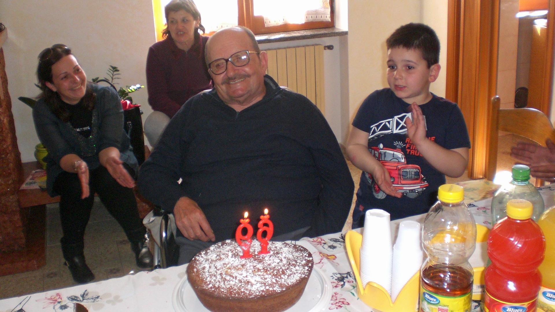 Compleanno Nicola 2015