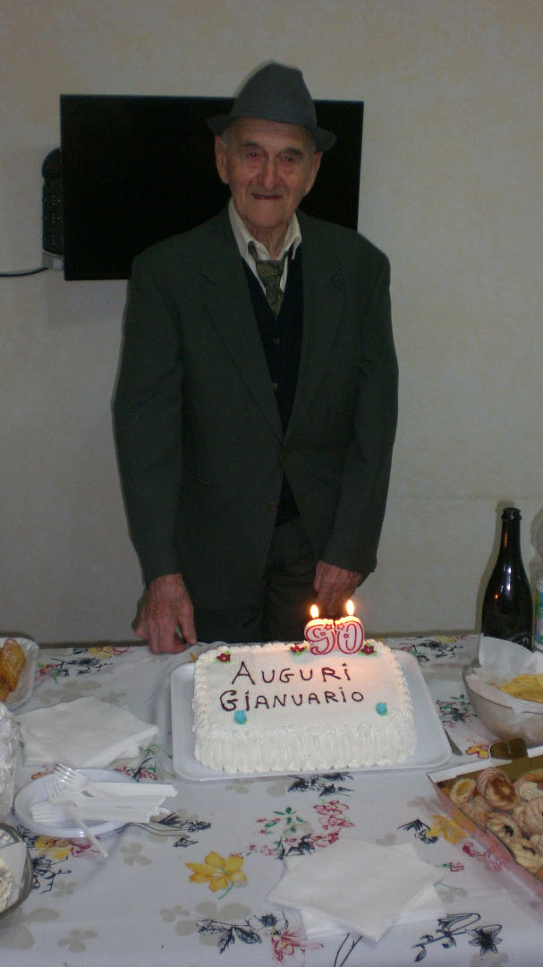 Compleanno Gianuario 2015